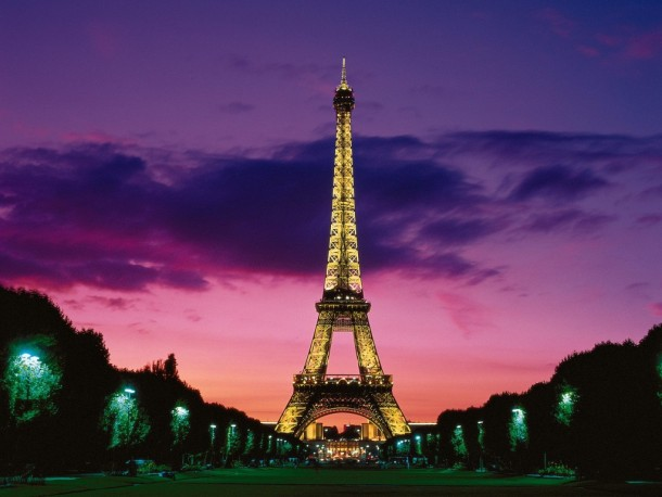 Paris Vacations