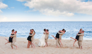 Destination Weddings on the beach is fun and exciting.