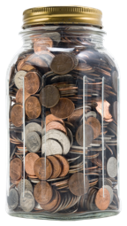 We have more clients make and save more money travel than small change in a Jar