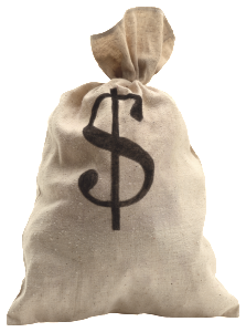 Make more money than what you can carry in a money bag