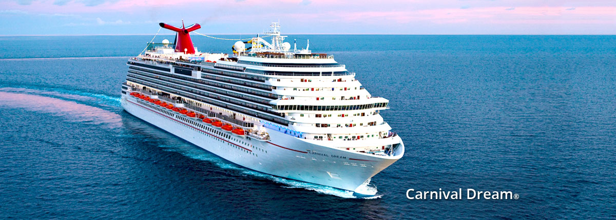 Carnival Dream -Cruise By Personalized Services International Travel Agency