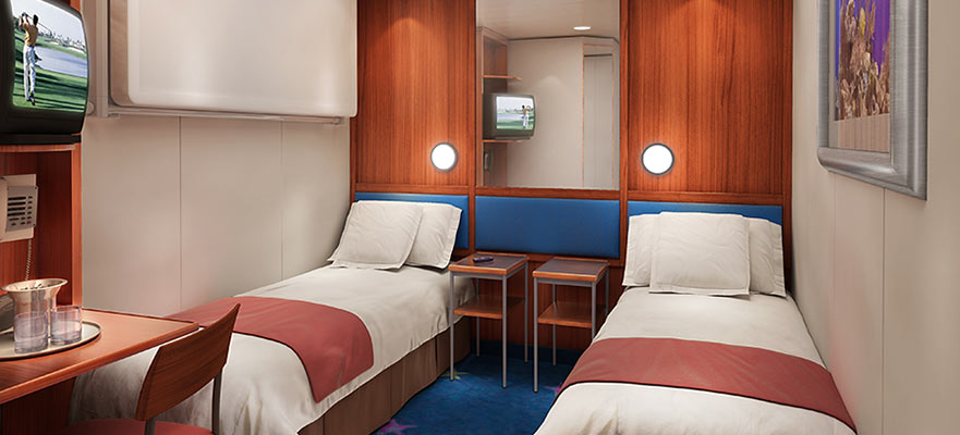 Norwegian Dawn Inside Stateroom By Personalized Services International Travel Agency